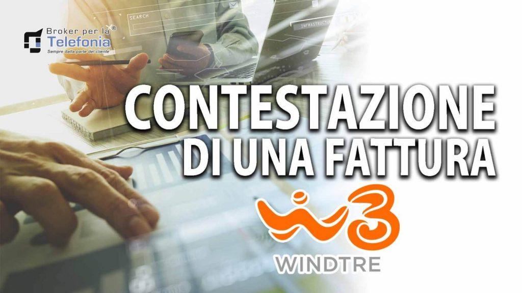 Contestazione di una Fattura WindTre - La Procedura Corretta