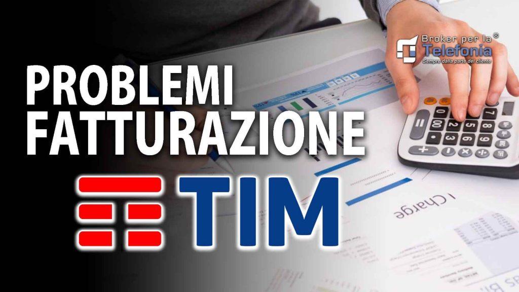 Problemi di Fatturazione Tim - Telecom? Scopri Come Fare un Reclamo a Tim Telecom