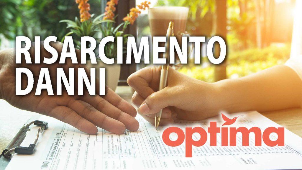 Risarcimento Danni Optima Italia Per Guasti, Blackout o Interruzione del Servizio